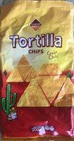 Tortilla chips goût chili - Produit - fr