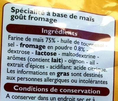 Tortilla chips go t fromage leader price 150g - Quantite de fromage par personne ...
