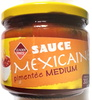 Sauce Mexicaine pimentée Medium - Product