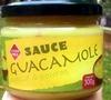 Sauce Guacamole Avocat & Poivron - Produit