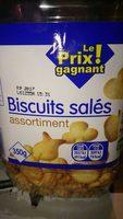 Biscuits salés - Product