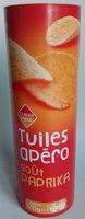 Tuiles apéro goût paprika - Product