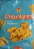 Crackers goût fromage - Product