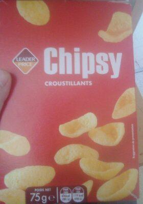 Chipsy croustillants - Produit - fr