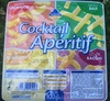 Cocktail Apéritif (Cacahuète, salé, fromage, bacon) - Produit