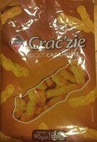 Crac'zie goût cacahuète - Produit - fr