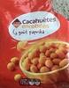 Cacahuètes enrobées goût paprika  - Produit