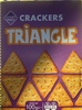Crackers triangle - Product