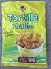 Tortilla roulée goût fromage  - Product