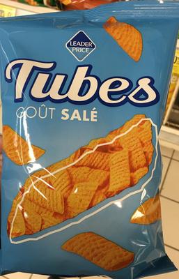 Tubes goût salé - Product - fr