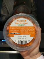 Carottes râpées Ciboulette - Ingrediënten - fr