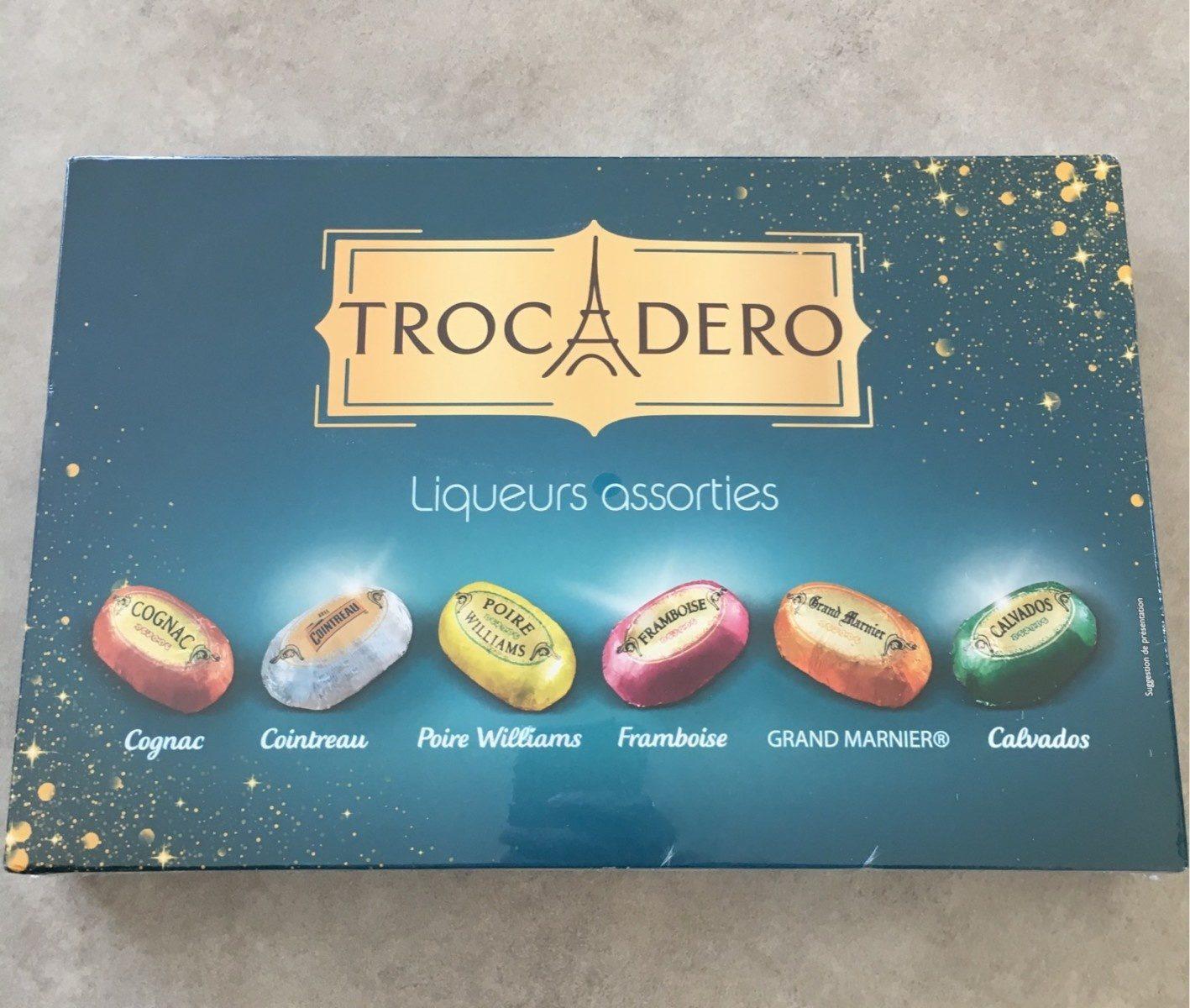 Liqueurs assorties - Product - fr