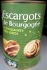 Escargots de Bourgogne 4 douzaines très gros - Product