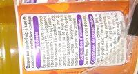 Boisson fruits exotiques - Ingrédients - fr