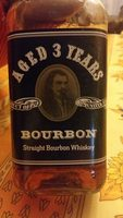 Âge 3 years bourbon - Product