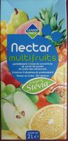 Nectar multifruits à l'extrait de Stévia - Product - fr