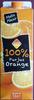 100 % jus d'orange - Produit