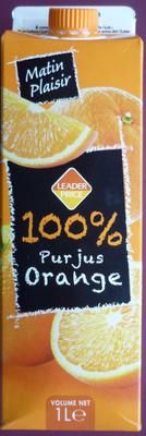 100 % jus d'orange - Produit - fr