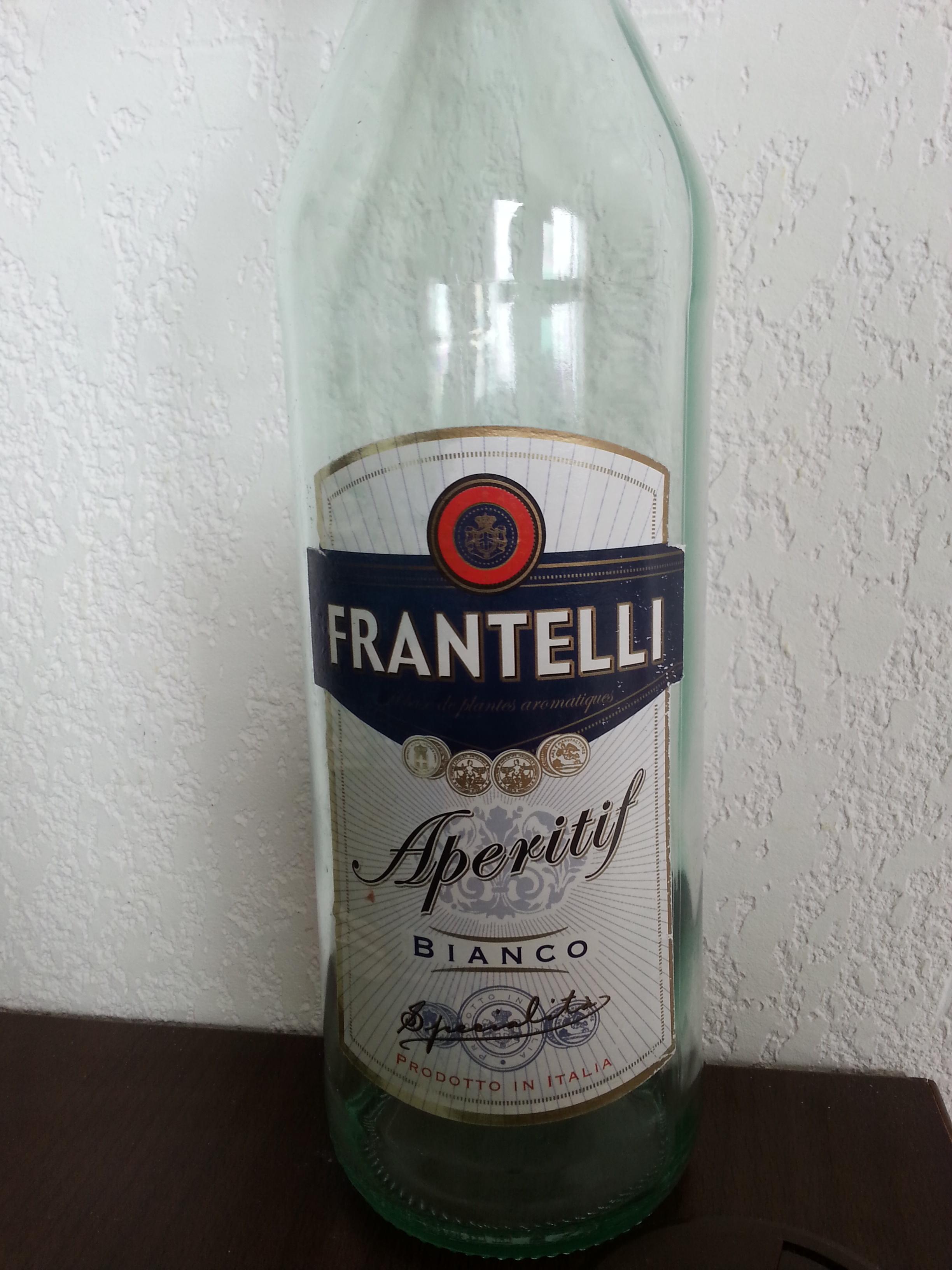 Frantelli bianco - Produit - fr