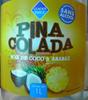 Pina Colada Noix de coco & ananas - Produit