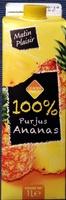 100 % pur jus Ananas - Produit