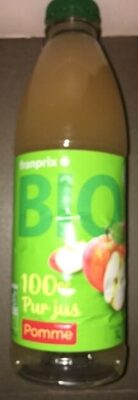 100% Pur Jus Pomme Bio - Product - fr