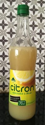 Citron - Produit