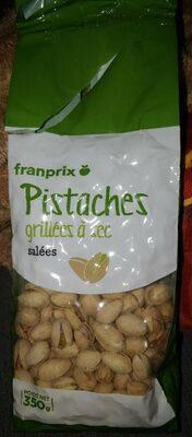 Pistaches grillées à sec salées - Product - fr