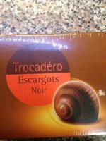 Escargots noir - Product