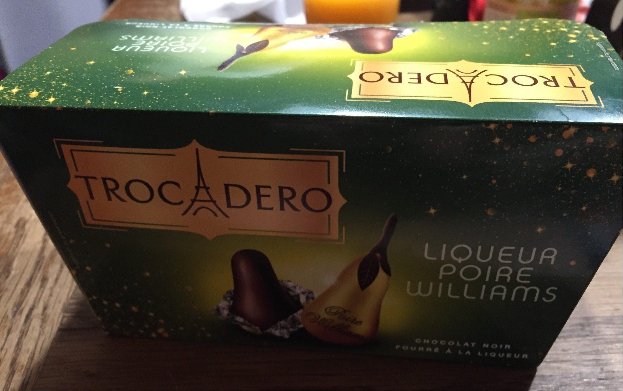 Chocolat Noir fourré à la liqueur - Prodotto - fr