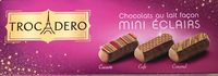 Mini eclairs - Product - fr