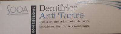 Dentifrice Anti-Tartre - Produit - fr
