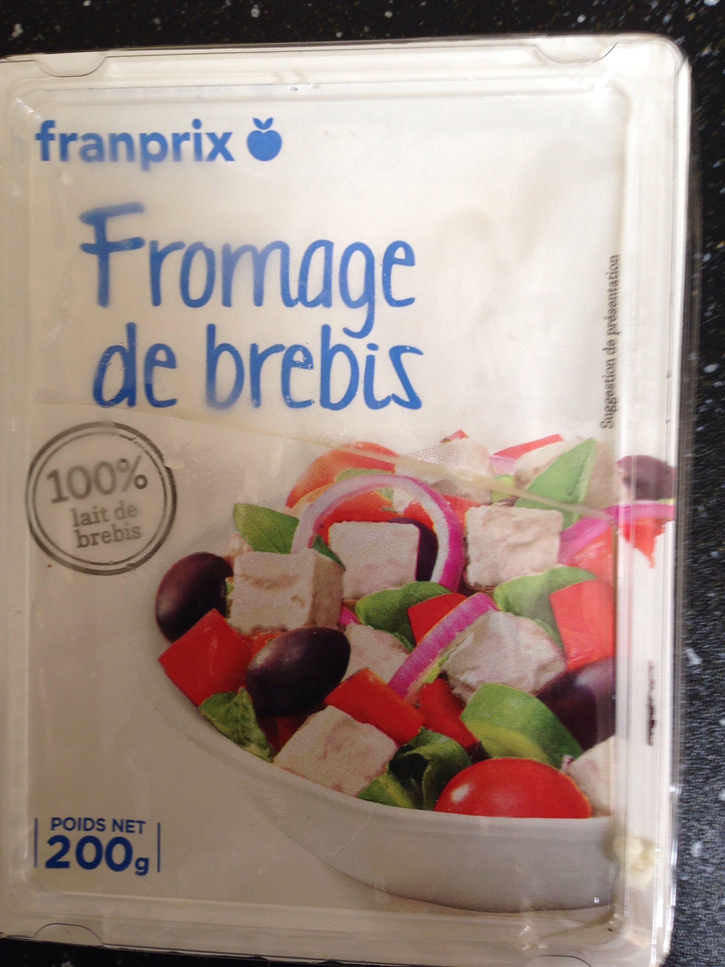 Fromage de brebis franprix 200 g - Quantite de fromage par personne ...
