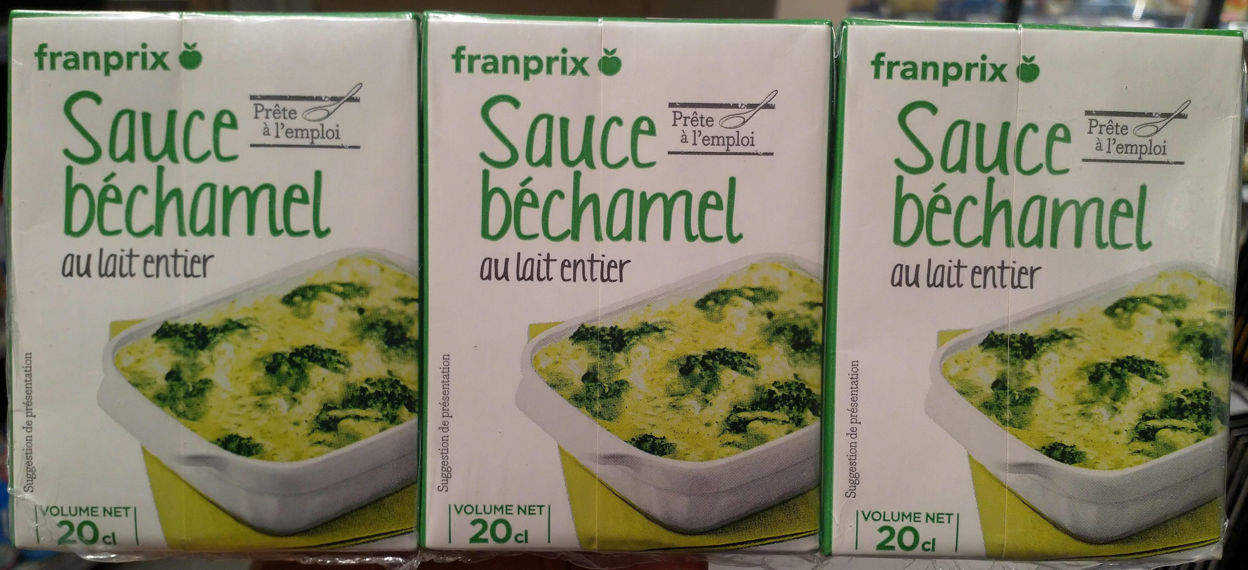 Sauce Béchamel - Product - fr
