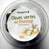 Olives vertes au fromage dénoyautées - Product
