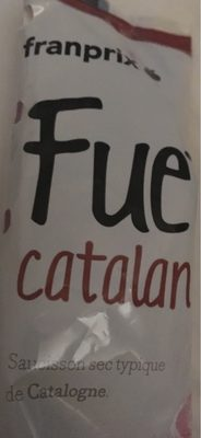 Fuet catalan - Product