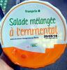 Salade mélangée à l'emmental - Product