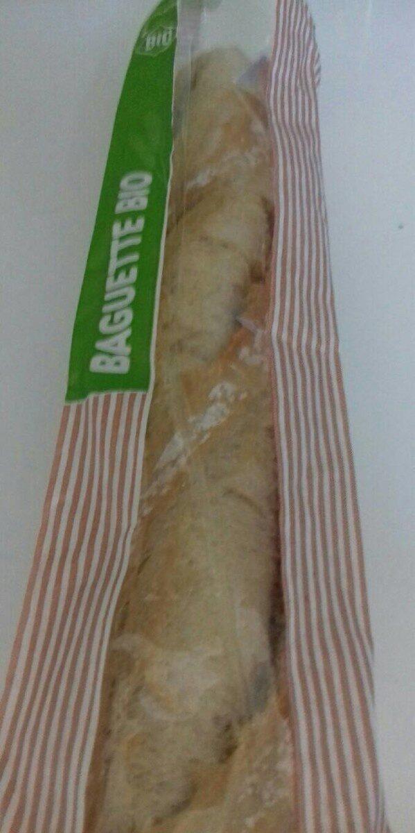 Baguette bio - Produto