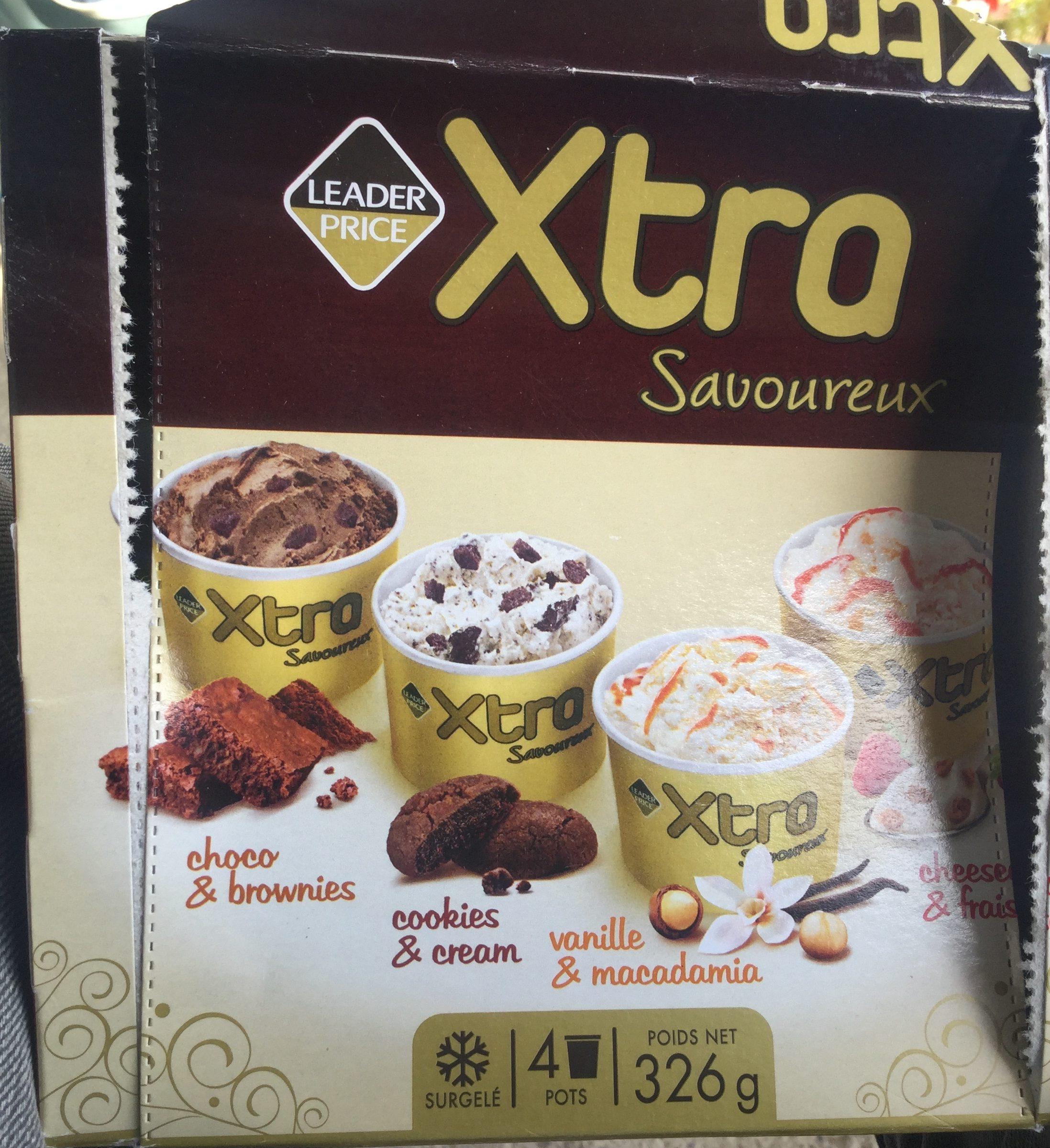 Xtra savoureux - Produkt