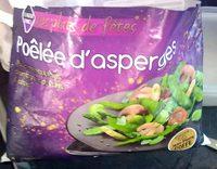poêlée d asperges - Produit - fr