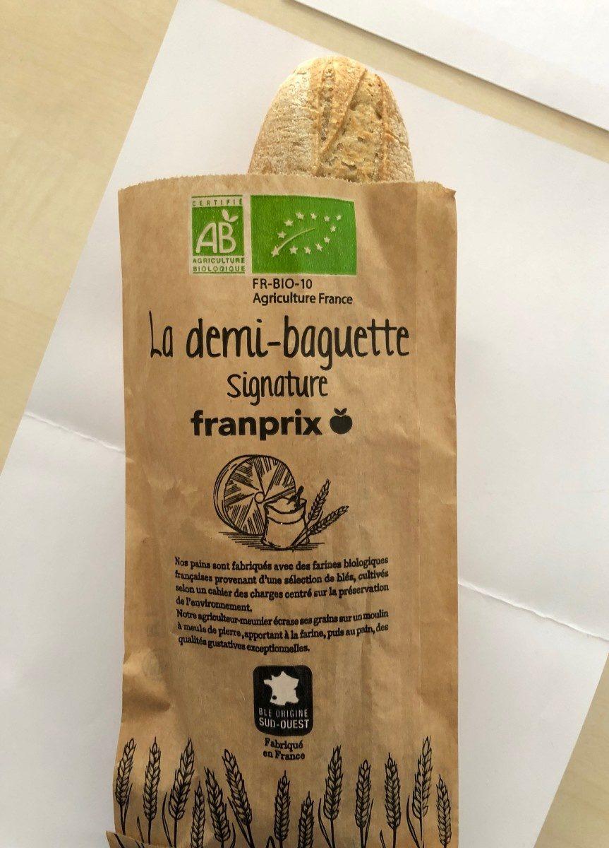 La demi-baguette Signature - Prodotto - fr