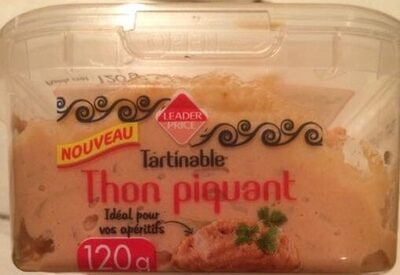 Thon piquant - Product - fr