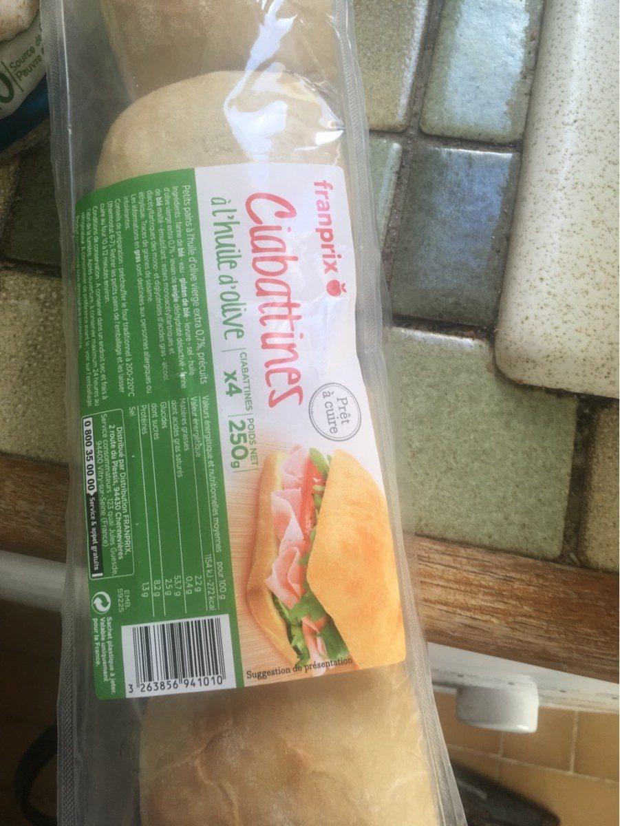 Ciabattines - Product