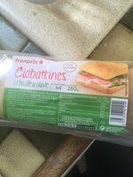 Ciabattines - Ingredients