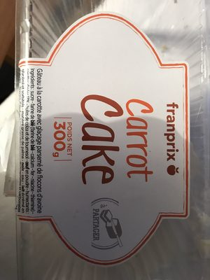 Carrot Cake - Produit - fr