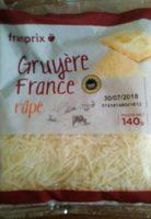 Gruyère france râpé - Product