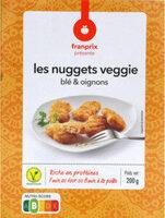 nuggets veggie blé oignon - Prodotto - fr