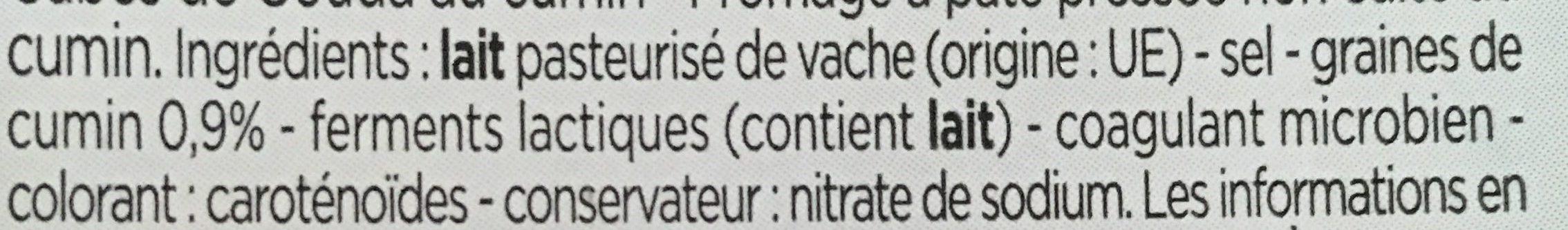 des gouda - Ingrédients - fr