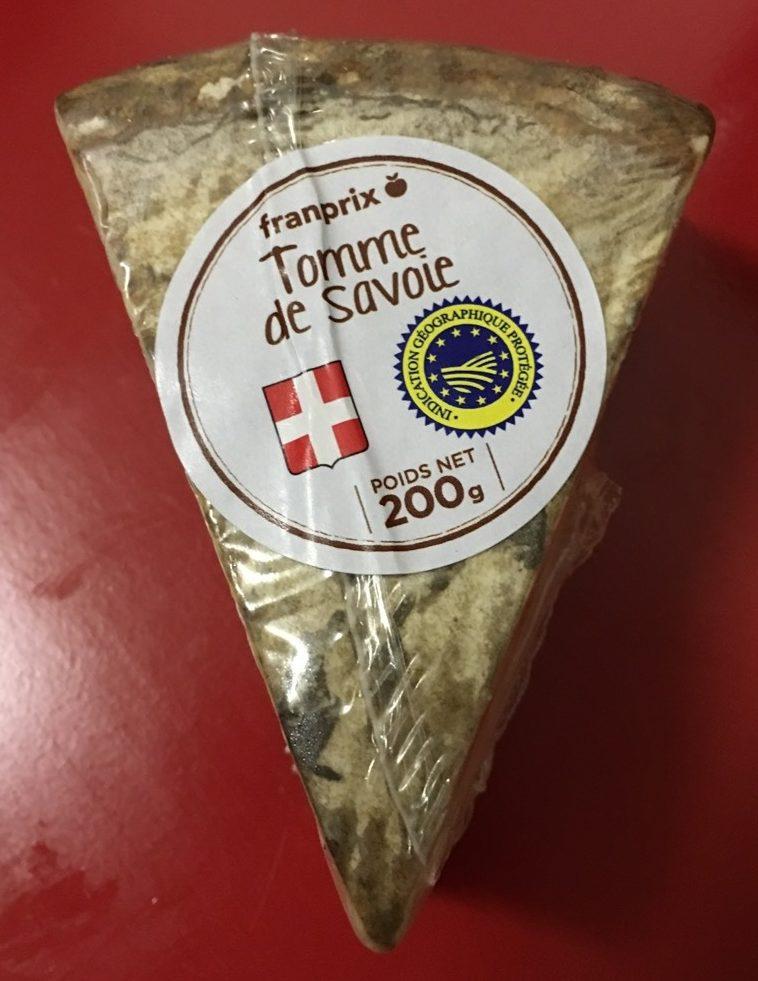 Tomme de Savoie - Product - fr