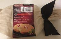 Foie gras de canard entier cuit au torchon - Product - fr